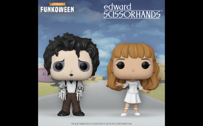 Edward Scissorhands POPs